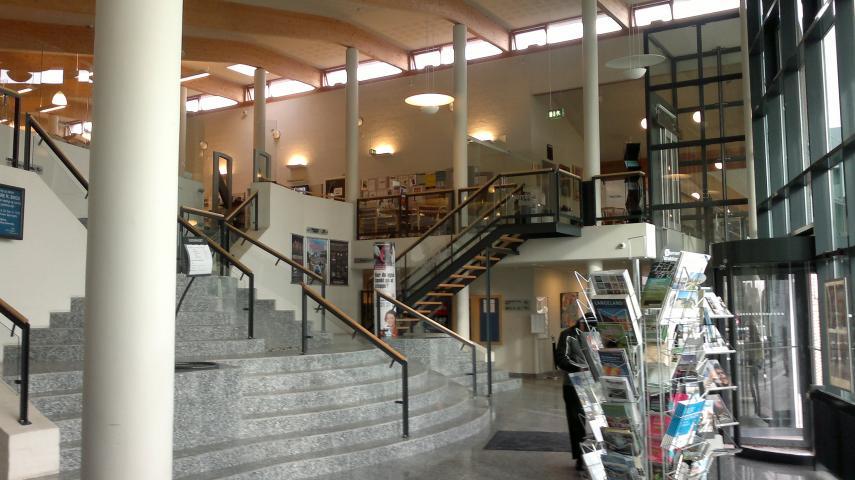Bjerringbro Bibliotek Viborg Bibliotekerne