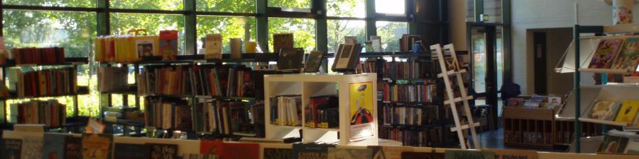 Børneafdelingen på Bjerringbro Bibliotek