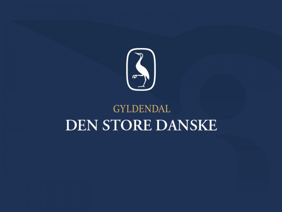 Danmarkshistorien - Den Store Danske