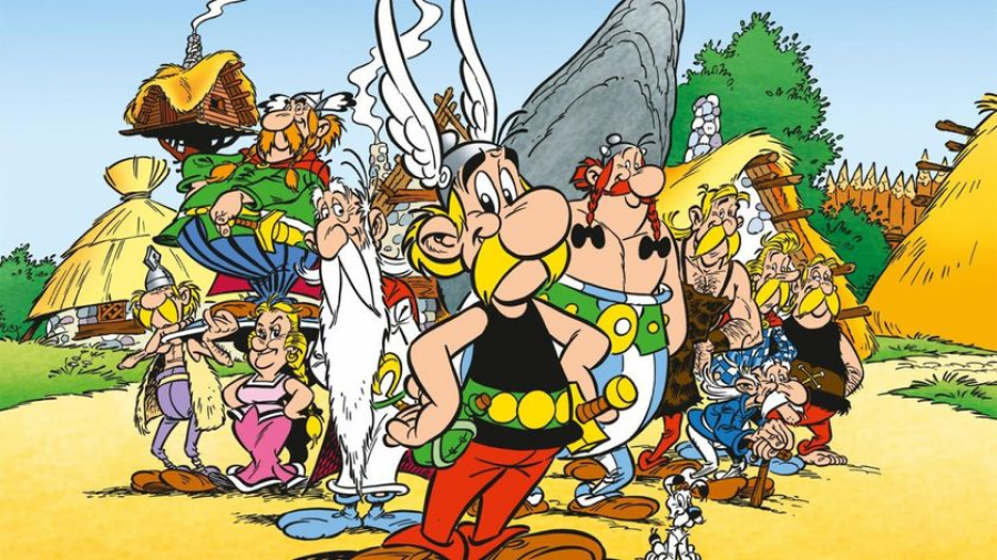 Asterix foredrag