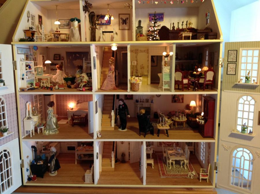 Viborg Miniatureklub udstiller