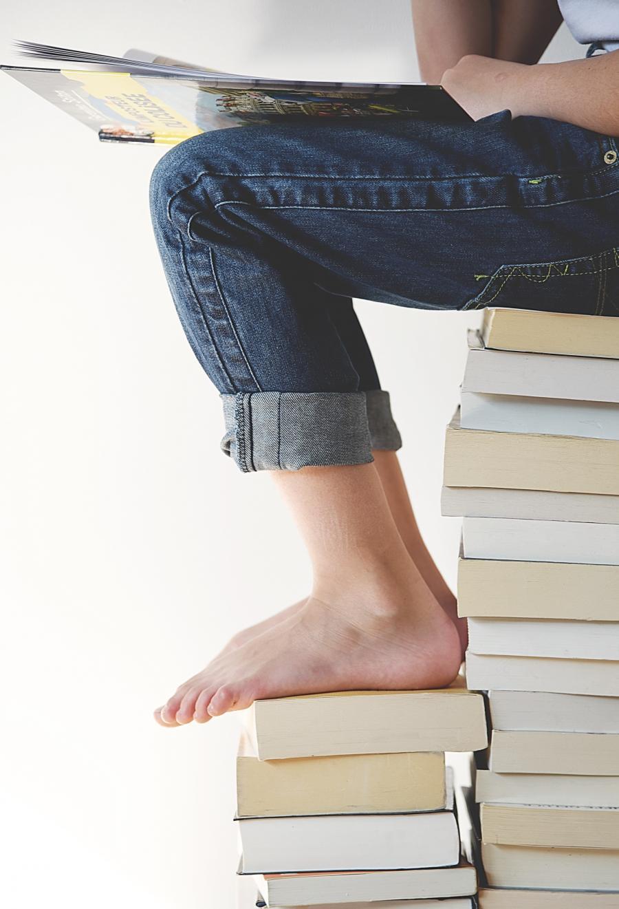 Læs en serie i din ferie